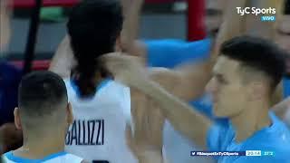 Americup Qualifiers- Argentina vs Venezuela