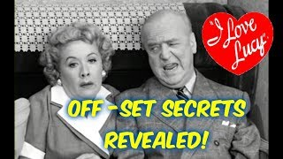 I LOVE LUCY!--Behind the Scenes: Bill Frawley and Vivian Vance Secrets You May NOT Have Known!