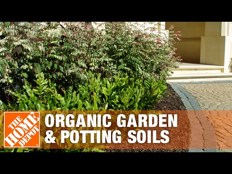 Vigoro Organic Garden & Potting Soil & Rubber Mulch | The Home Depot