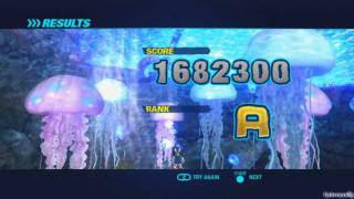 Sonic Colors Wii - [Part 11 - Aquarium Park Act 1 / 2 / 3]