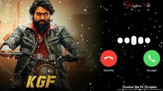 KGF Maa Theme Ringtone Rocky Bhai KGF Ringtone  | Download KGF Theme Instrumental Ringtone