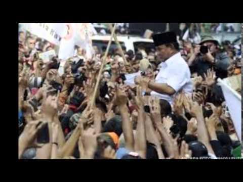 Seraut Muka Prabowo Subianto