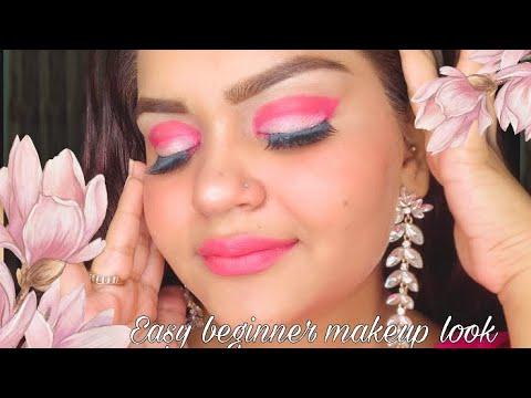 easy beginner makeup look  youtube