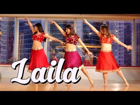 Laila Main Laila | Raees | Sunny Leone | Dance Cover By Rachel, Natalie & Hanisha