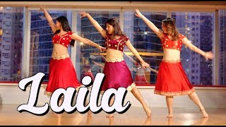 Laila Main Laila | Raees | Sunny Leone | Dance Cover by Rachel, Natalie & Hanisha