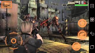 Resident Evil 4 Mission 22:Throwdown