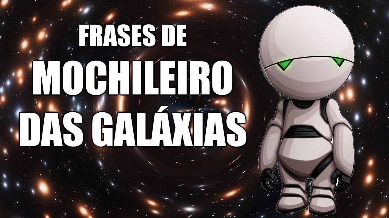Frases De O Guia Do Mochileiro Das Galáxias Youtube