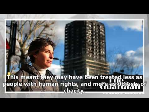 UK may have breached human rights over Grenfell Tower, says UN