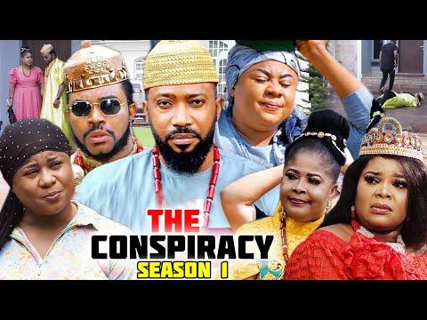 THE CONSPIRACY SEASON 1(Trending New Movie)Fredrick Leonard U0026 Uju Okoli 2021  Nigerian Movie 720p