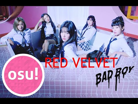 Red Velvet - Bad Boy | osu! Gameplay