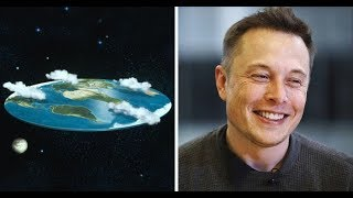 Elon Musk Destroys The 'Flat Earth Society' With A Single Question!! thumbnail