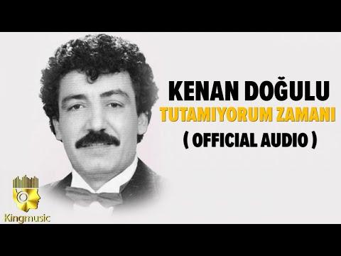 Kenan Doğulu - Tutamıyorum Zamanı - ( Official Audio )