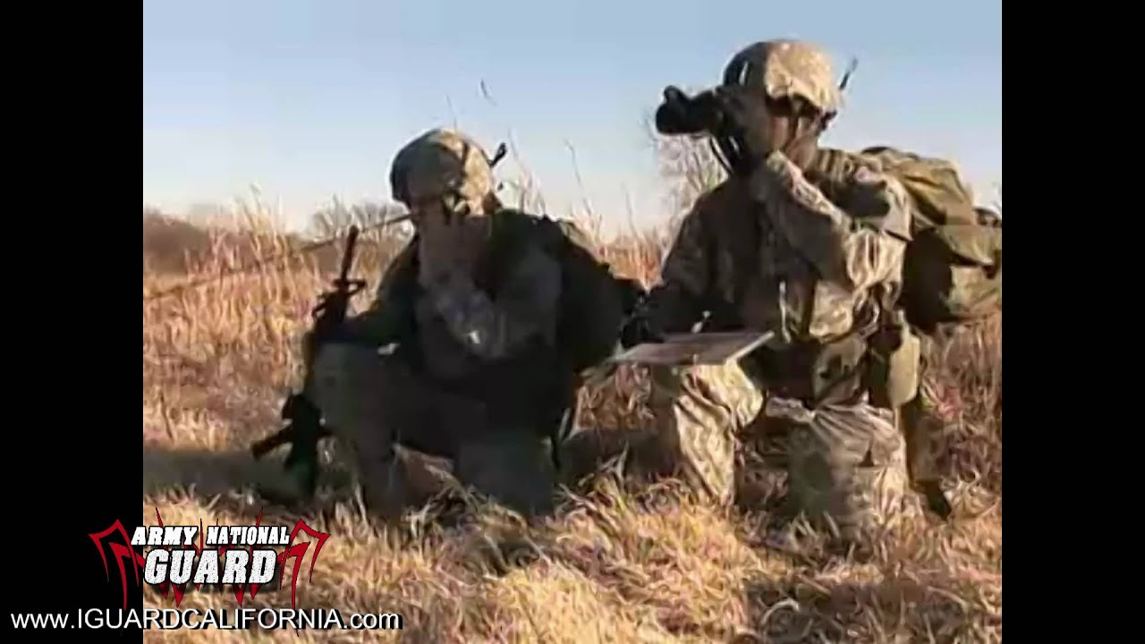Army MOS 19D Cavalry Scout - YouTube
