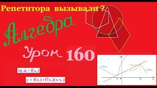 Уравнение общей касательной к графикам функций.