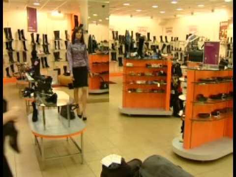 Как выбрать в магазине туфли на каблуке?