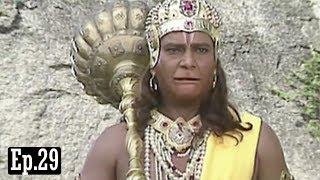 Jai Hanuman | Bajrang Bali | Hindi Serial - Full Episode 29