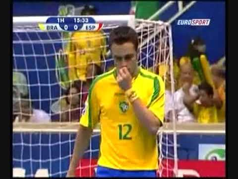 Brazil - Spanish 2:2 (Futsal Final 2008. október 19)
