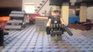 Лего военный мультфильм.
