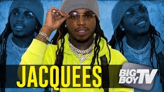 Jacquees on King of R&B Title, Album w/ Chris Brown, Young Thug, Dj Mustard + More!