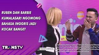 BROWNIS - Ruben Dan Barbie Kumalasari Ngomong Bahasa Inggris Nih Kocak Banget! (11/9/19) Part 2