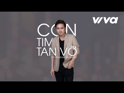 Con Tim Tan Vỡ - Phan Mạnh Quỳnh | Audio Official | Sing My Song 2016