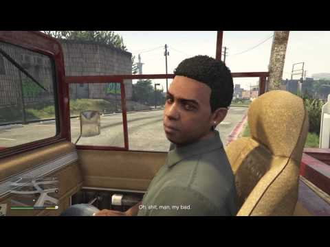 GTA V Conversations - Trevor Hangs With Lamar