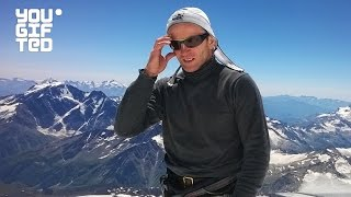 Как покорить Эльбрус с самого низа? Восхождение в горы. Роман Шаров