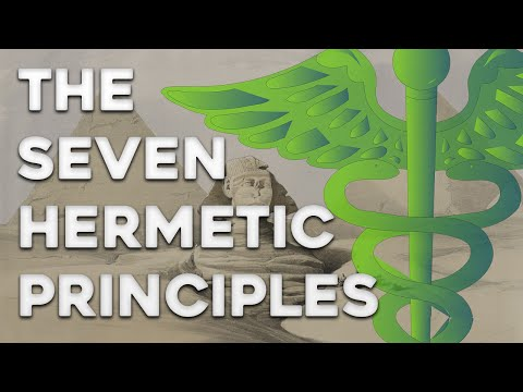 The Seven Hermetic Principles of the Kybalion [Let's Talk]
