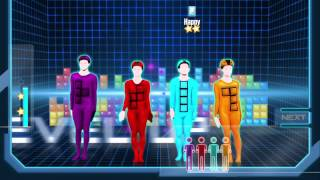 Just Dance 2015 Episode 4: {TETRIS - 5 STARS}