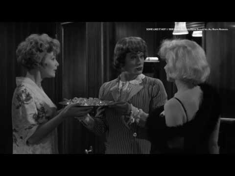 "TCM Big Screen Classics: Some Like It Hot - ""The Fuzzy End Of The Lollipop"" Clip"