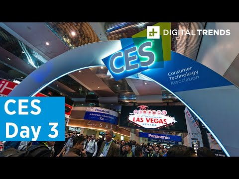 Consumer Electronics Show (CES) - Day Three - Digital Trends Live - 1.8.20