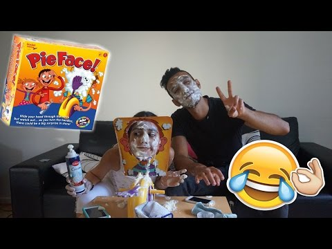 |the pie face | ft. biso TV