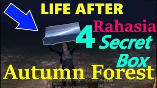 FALL FOREST🔴4 Box RAHASIA🔴  (EXPLORATION )     - LIFE AFTER