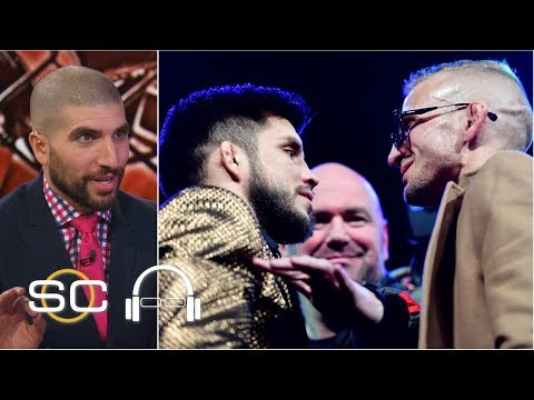 Henry Cejudo-TJ Dillashaw fight could be 'most important in UFC history' - Ariel Helwani | SVP on SC