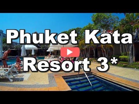 Видео обзор отеля Пхукет Ката Резорт 3*