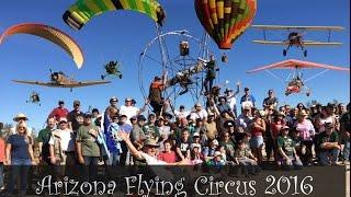 Arizona Flying Circus-Trailer