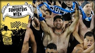 1906 Ultras | San Jose Earthquakes Supporters drive CaliClasico comeback