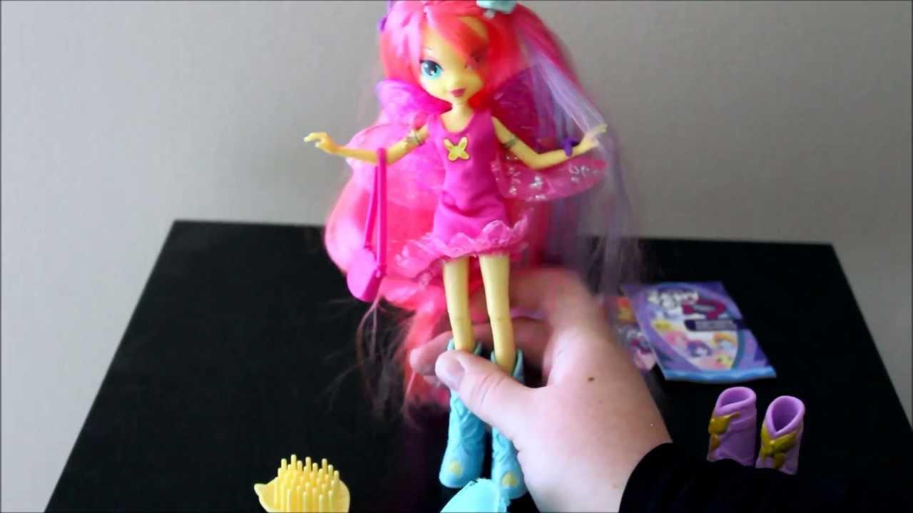 My little pony equestria girl dolls fluttershy - photo#21