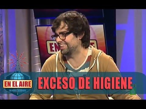 """Ricardo Moure: """"Lávense la peseta con moderación"""" - En el aire"""