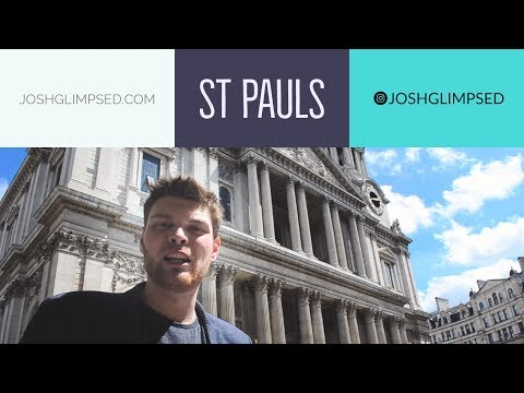 St. Paul's Cathedral Top 5 Facts // London | England