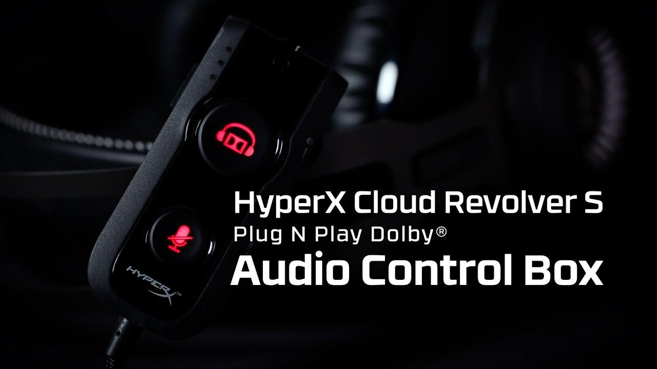 kingston hyperx cloud revolver s drivers