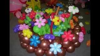 видео Зарабатываем на шарах: как заработать на оформлении воздушными шарами