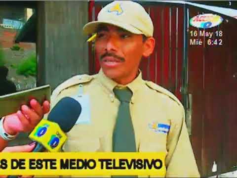 Canal 100% Noticias denunció ataque armado en sus instalaciones