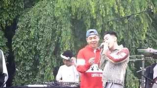[HD FANCAM] In My Head- Gray Lee feat Loco (Rainbow Island Music Festival 150620)