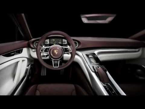 Konzeptstudie Porsche Panamera Sport Turismo. Fakten und Einblicke von Michael Mauer