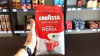 Обзор зернового кофе Lavazza Rossa 1 кг