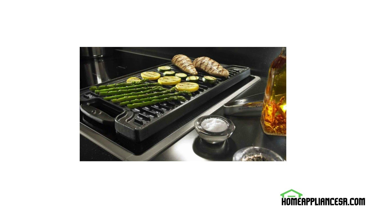 Kitchenaid Kicu569xss And Kicu569xbl Review Induction Cooktop You