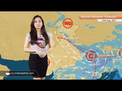 Weather Forecast Aug 13: Rain in Mumbai, Punjab, Uttar Pradesh; Flood to worsen over Assam