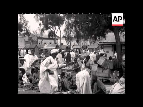 ABYSSINIA - SCENES IN ASMARA - NO SOUND