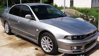 Mitsubishi Galant 1996 восстановление покраска полная